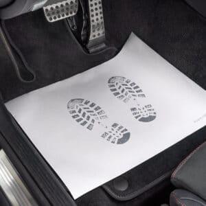 Fußraumschoner Paperplast