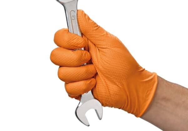 "Nitril Handschuhe ""Manutril®"" Flex Grip"